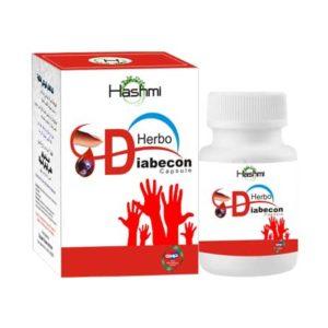 Herbo Diabecon Capsules