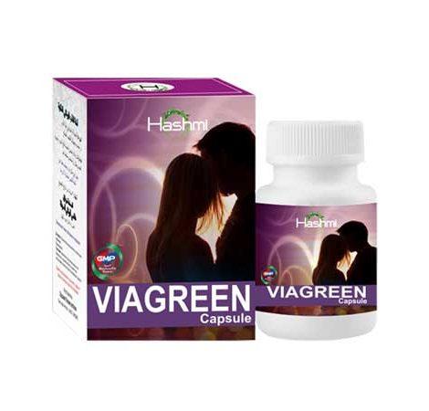 Viagreen Herbal Capsule