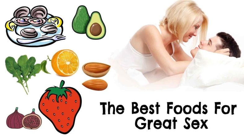 foods to increase sexual stamina